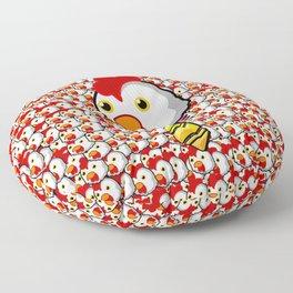 HenTie Sama Floor Pillow