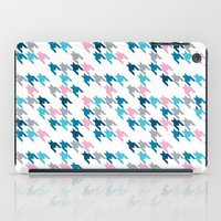 tooth iPad Cases featuring Pink Tooth by Project M