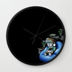 Backlog Wall Clock