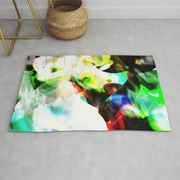 Color Bubbles Rug