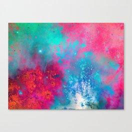 γ Vela Canvas Print