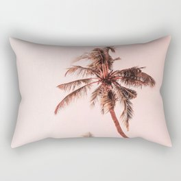 Sunset palms Rectangular Pillow