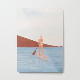 Summer Vacation II Metal Print