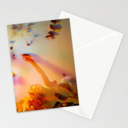 Blooming Colors Stationery Cards
