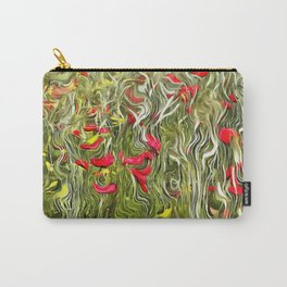 Poisoned Poppies Carry-All Pouch