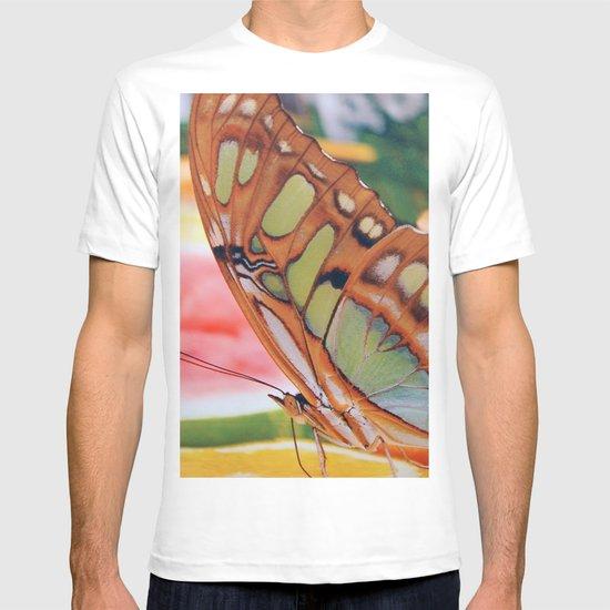 Golden Butterfly T-shirt