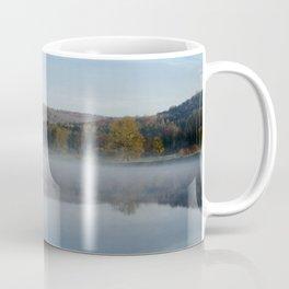Sunrise Mirror Landscape Coffee Mug