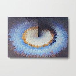 Eye Catching Metal Print