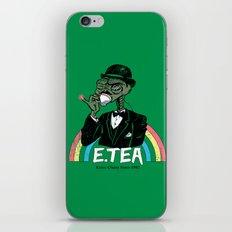 E.Tea iPhone & iPod Skin