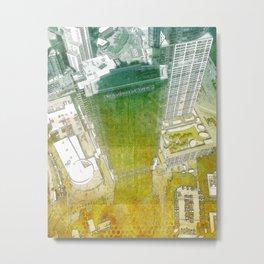 view from Eureka Metal Print