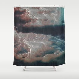 Word of Dream Shower Curtain