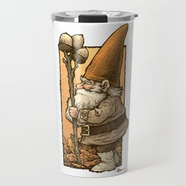 Gnome of the Oaks Travel Mug