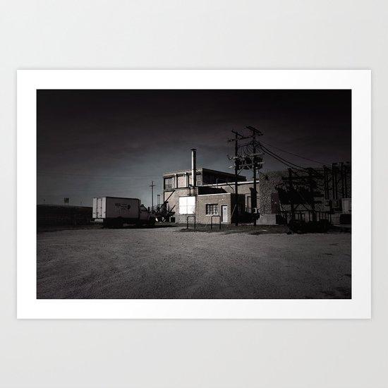 TCM #6 - Slaughterhouse Art Print