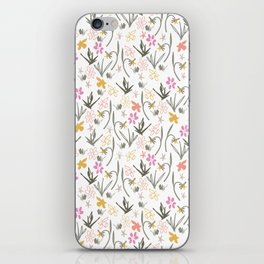 Spring Florals iPhone Skin