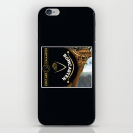 Bowcaster Dry Cider iPhone Skin