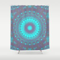 soul Shower Curtains featuring Soul by Ziggy Starline