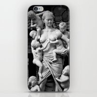 madonna iPhone & iPod Skins featuring Madonna by Aspect Jones