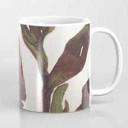 Leaf & Floral Coffee Mug