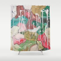 maps Shower Curtains featuring Maps by Stephen John Bryde