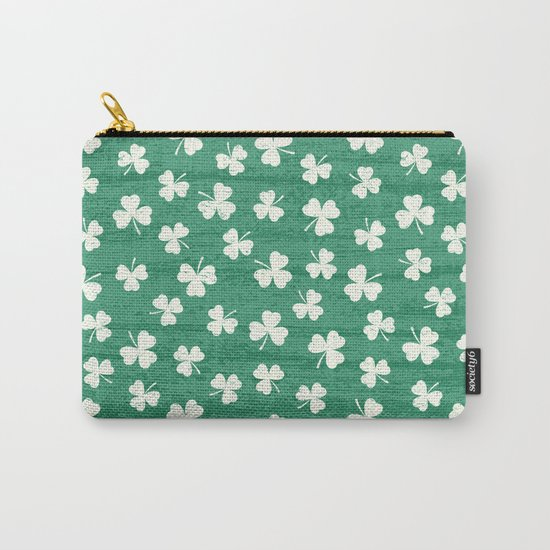 DANCING SHAMROCKS Carry-All Pouch