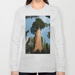 General Sherman Tree Long Sleeve T-shirt