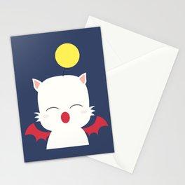 Mog the Moogle Glitz Stationery Cards