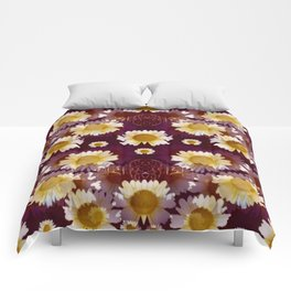 Celtic and Floral Pattern Comforters