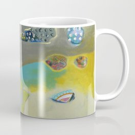 Bee Festive Coffee Mug