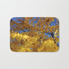 Fall Colors Bath Mat