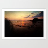 sublime Art Prints featuring Sublime by JMcCool