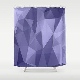 Vertices 10 Shower Curtain