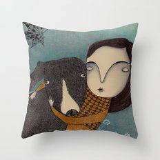 You and I Throw Pillow