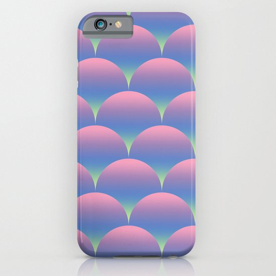 Gradient Circles iPhone & iPod Case