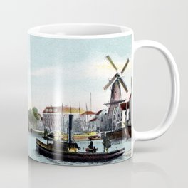 Rotterdam Achterhaven 1890 Coffee Mug