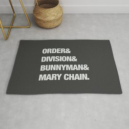 Best 80s British bands list Rug