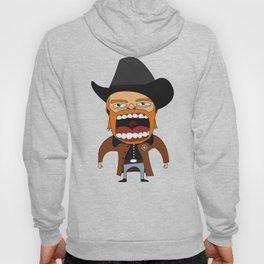 Screaming Walker Texas Ranger Hoody