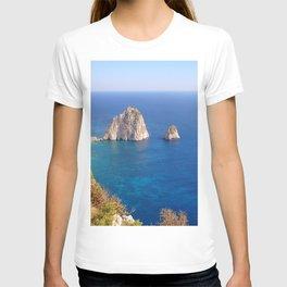 Zante Coastline T-shirt
