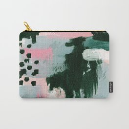 Emerald Crush Carry-All Pouch