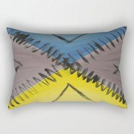 Road Rectangular Pillow