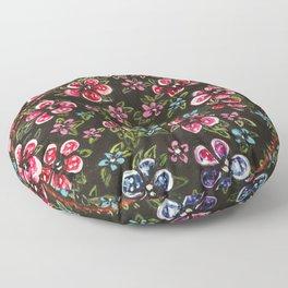 L'amour fait rougir Floor Pillow