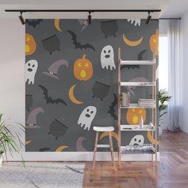 Halloween Wall Mural