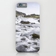 Iceland Waterfall iPhone 6s Slim Case