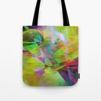 "lemon Tote Bags featuring "" Lemon ""  by shiva camille"