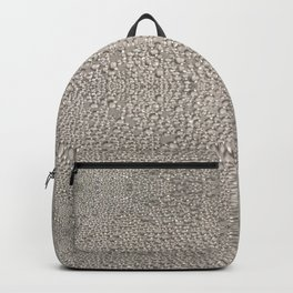 Photo Pattern - Condensation Cube Water Droplets Backpack