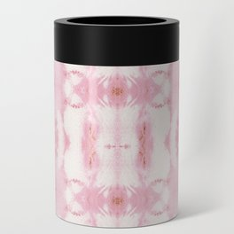 Tie Dye Roses Can Cooler