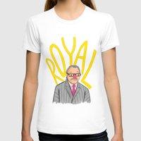 the royal tenenbaums T-shirts featuring Royal Tenenbaum by Ben J Hutch