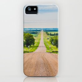 Kongsberg, North Dakota 2 iPhone Case