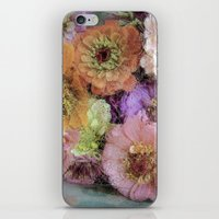 shabby chic iPhone & iPod Skins featuring Shabby&Chic by Joke Vermeer