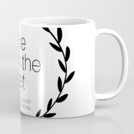 Take Back the Net. Coffee Mug