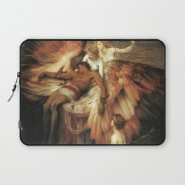Mourning for Icarus - Draper Herbert James Laptop Sleeve